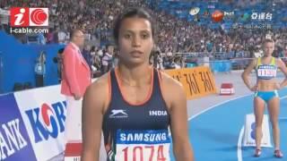 Asian Games 2014 Women's 400m FINAL