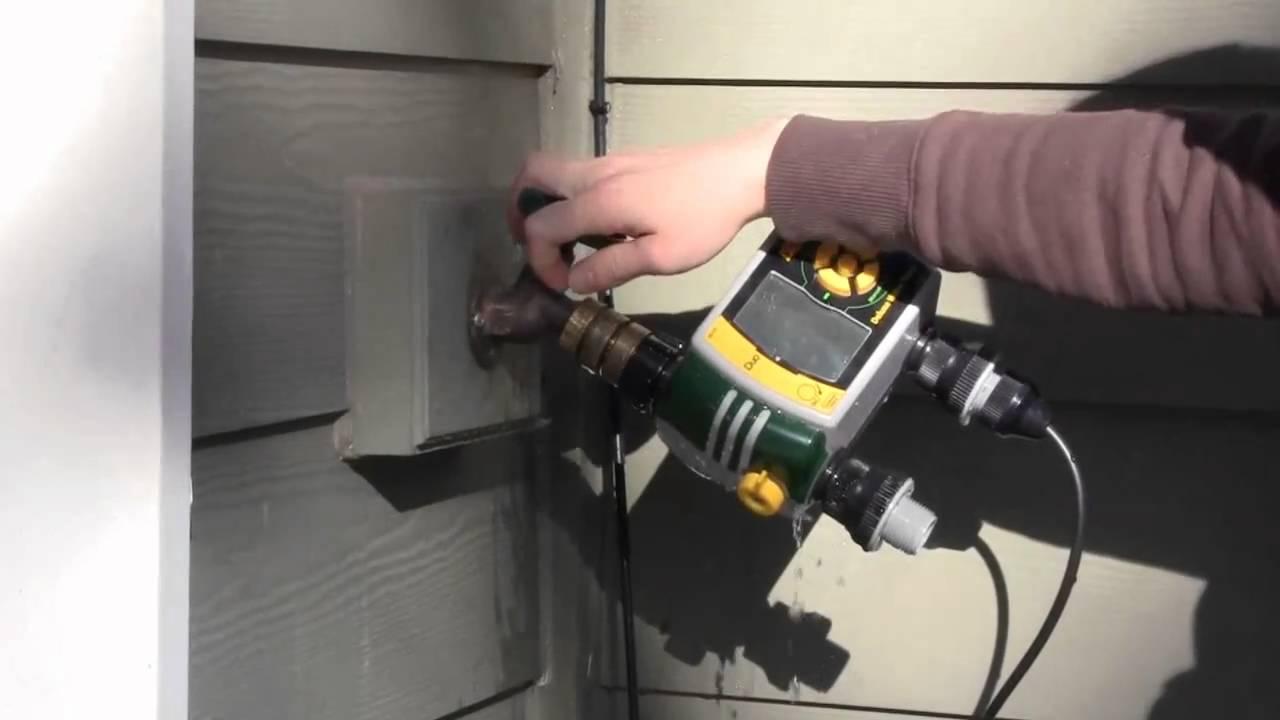 Spot For Spigotmaster Hose Bib Repair Solution Youtube