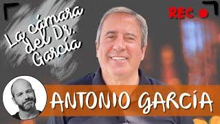 💥José Antonio García en 'La cámara del Dr. García'. 👨🏼🦲🎥💥