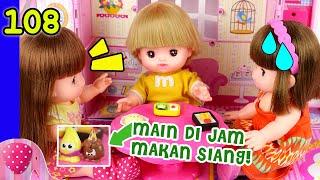 Mainan Boneka Eps 108 Main Poopeez di Jam Makan Siang - S1P11E108 GoDuplo TV