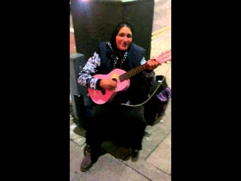 Aberdeen guitar wifie!
