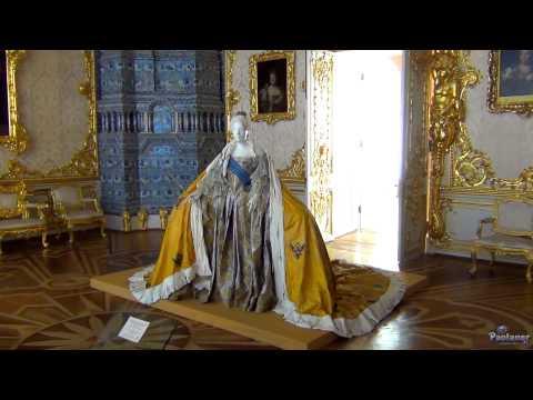 Золотой Зал Залы Екатерининский Дворец