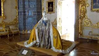 видео Екатерининский дворец в Царском Селе