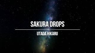 Gambar cover UTADA HIKARU - Sakura Drops (Lyrics)