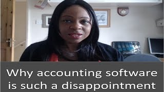 Why Accounting Software is such a Disappointment