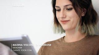 ► Ed è subito mio - Spot TV con MADINA VISCONTI DI MODRONE, Designer e Cliente   by yoox.com