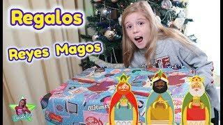 ABRIENDO MIS REGALOS DE REYES MAGOS 🎁 ME REGALAN IPHONE XR?