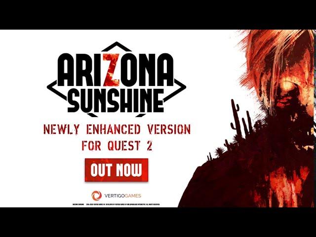 Celebrate Spooky Season By Blasting Virtual Zombies in Arizona Sunshine