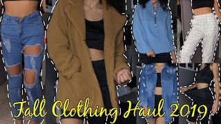 Loveywholesale Unboxing + Try-On!   Affordable Fall Outfits + Review! ($20 or Less)!