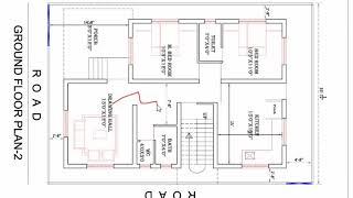 33 x50 BEST HOUSE PLAN