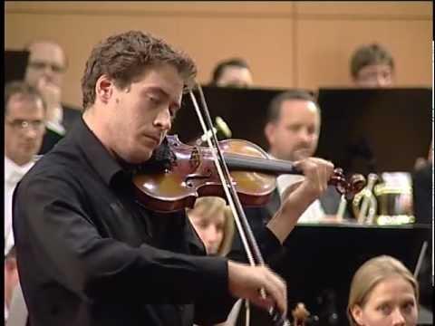 Glazunov Violin Concerto with Kristóf Baráti