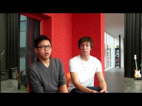 Danny & Jonathan  Canon Rock  Voorondes Talentenjacht 2012