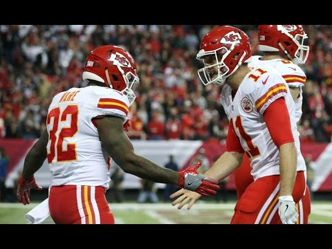 Alex Smith vs Falcons (NFL Week 13 - 2016) - 270 Yards + TD! Big Plays! | NFL Highlights HD