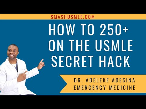 How to study for USMLE- 7 ways to score 250 +
