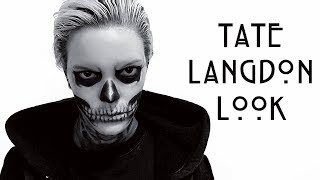 [GET THE LOOK] : Tate Langdon (American Horror Story)