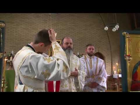 Hram Luton 2015 - Sfanta Liturghie