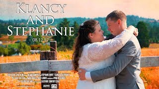 Klancy + Stephanie - East fork Country Estate, Damascus