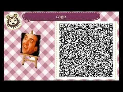 Animal Crossing MEME Qr Codes!