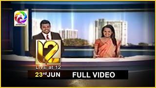 Live at 12 News – 2019.06.23 Thumbnail
