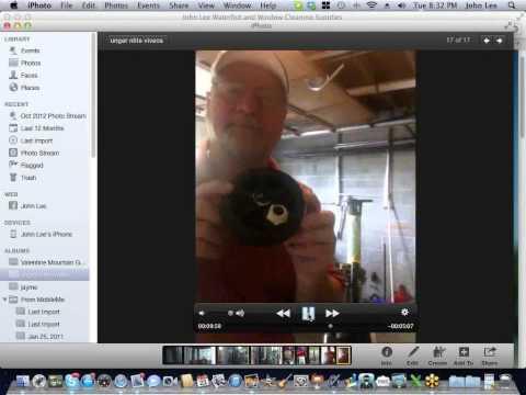 Pure Water Maintenance webinar with John Lee