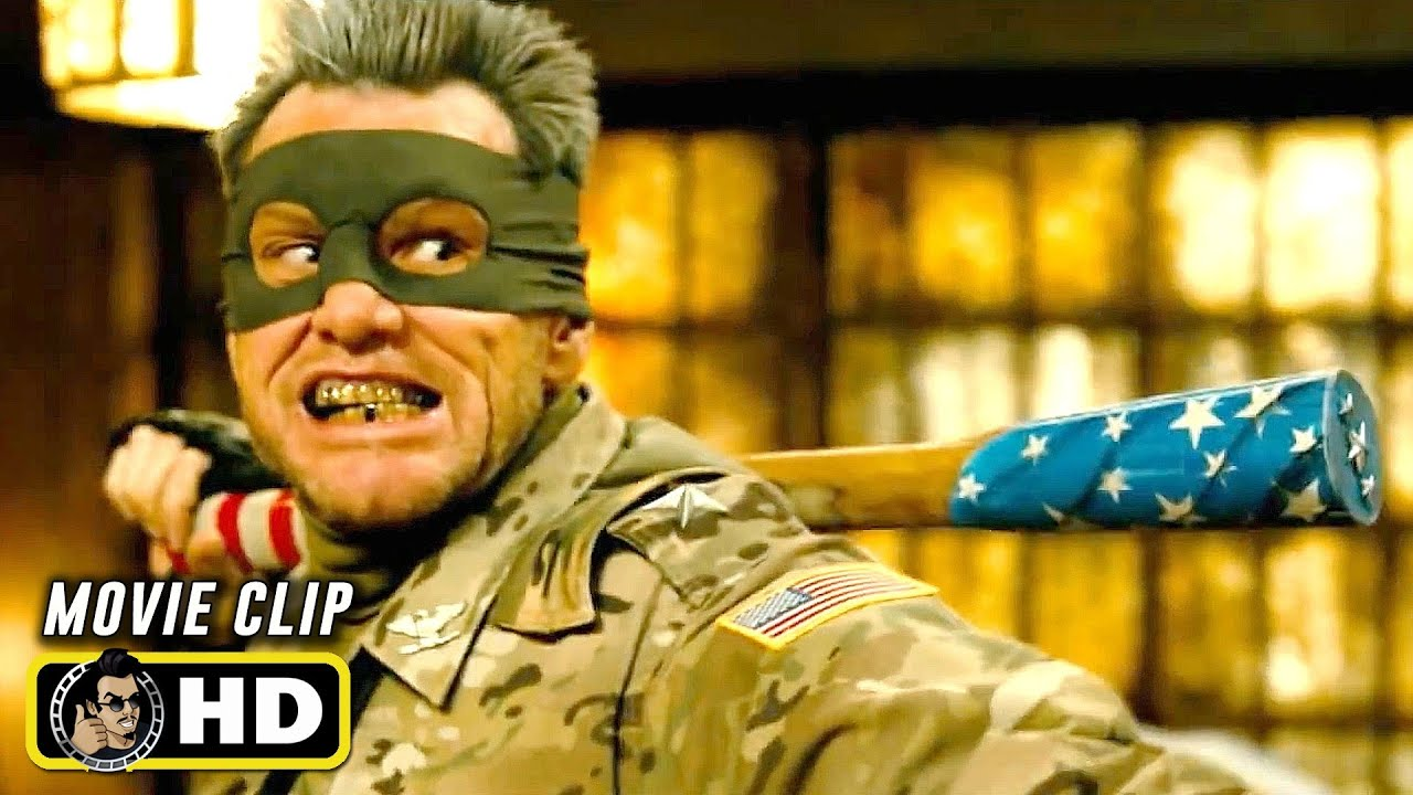 Download KICK-ASS 2 (2013) Clip - Try to Have Fun [HD] Jim Carrey