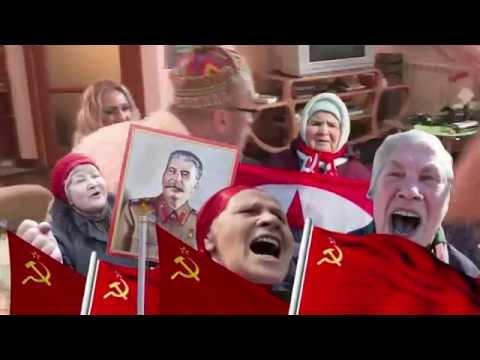 На броньовиках і з портретами Сталіна: путінські байкери влаштували автопробіг в окупованому Криму - Цензор.НЕТ 2133