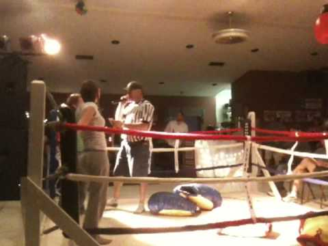 Foxy Boxing Results