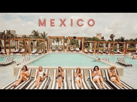 GIRLS TRIP TO MEXICO!!