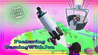 GamingWithJen and I Can Fly Rockets!!! - Totally Reliable Delivery Drivers!