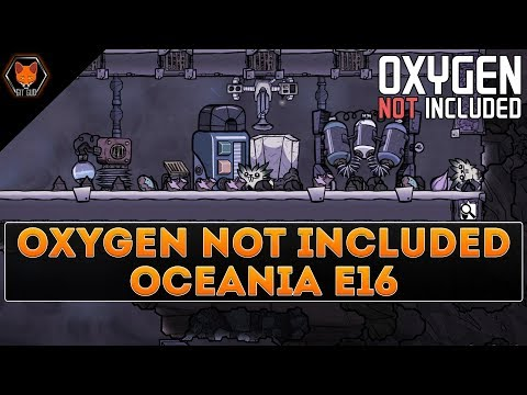 """Carbon Skimmer Loop! (Fox Plays OXYGEN NOT INCLUDED """"Oceania"""" Episode 16!)"""