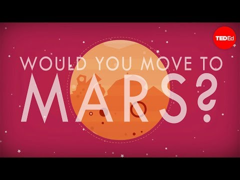 Could we actually live on Mars?  Mari Foroutan