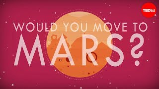 Could We Actually Live On Mars? - Mari Foroutan