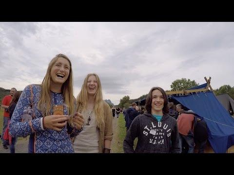 Patventure Time Norway 15:  Friends at Lofotr Festivalen