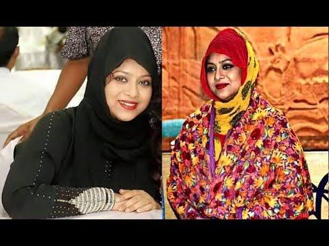 এক সময়ের জনপ্রিয় নায়িকা শাবনুর এখন ধর্ম-কর্মে মন দিয়েছেন   Actress Shabnur   Bangla News Today