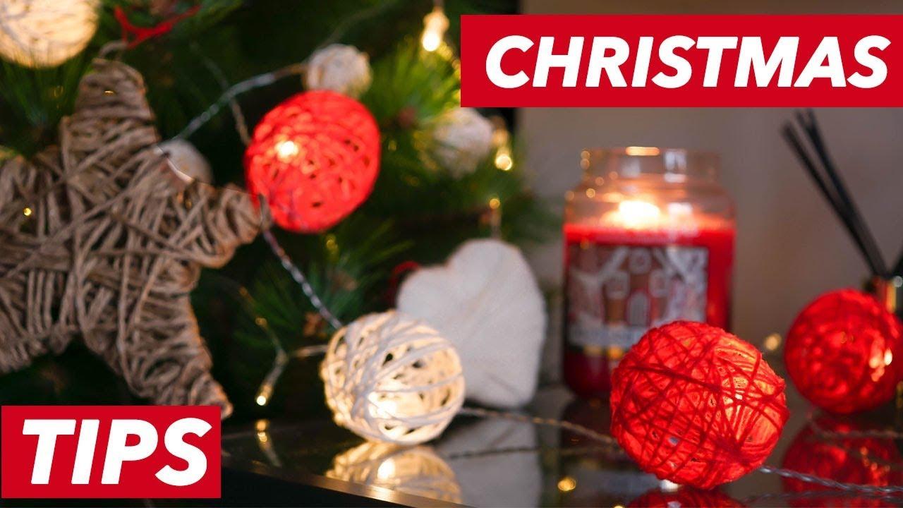Addobbi Natale Fai Da Te.Decorazioni Natalizie Fai Da Te 3 Idee Fai Da Te Per Natale Youtube