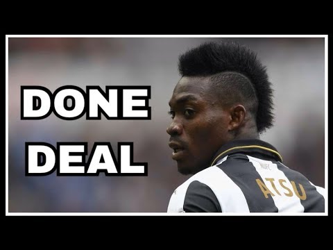 OFFICIAL: Newcastle United sign Christian Atsu on a permanent deal