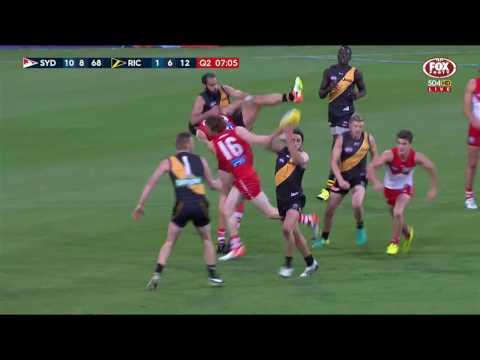 Round 23 AFL - Sydney Swans v Richmond Highlights