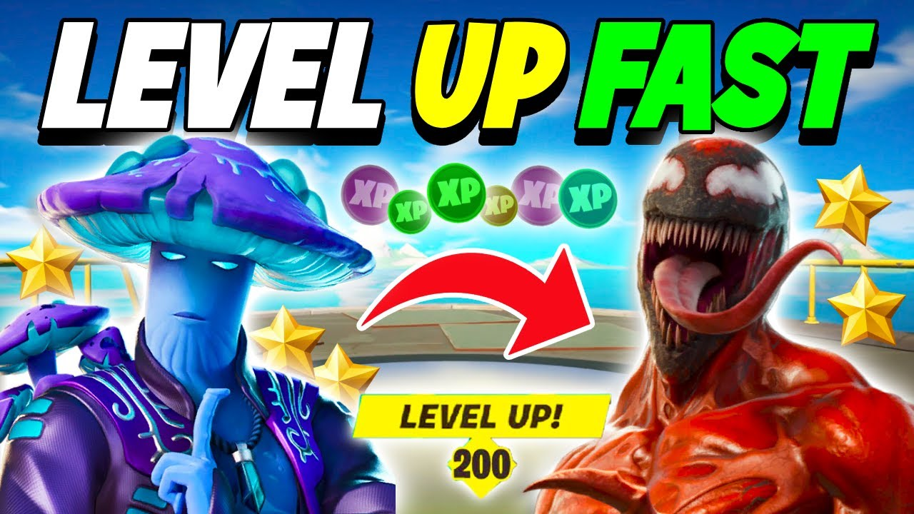 Download How To Level Up FAST in Fortnite Chapter 2 Season 8! (Explained)