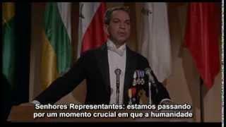 Su Excelencia - Discurso Cantinflas - Legendado PT-BR