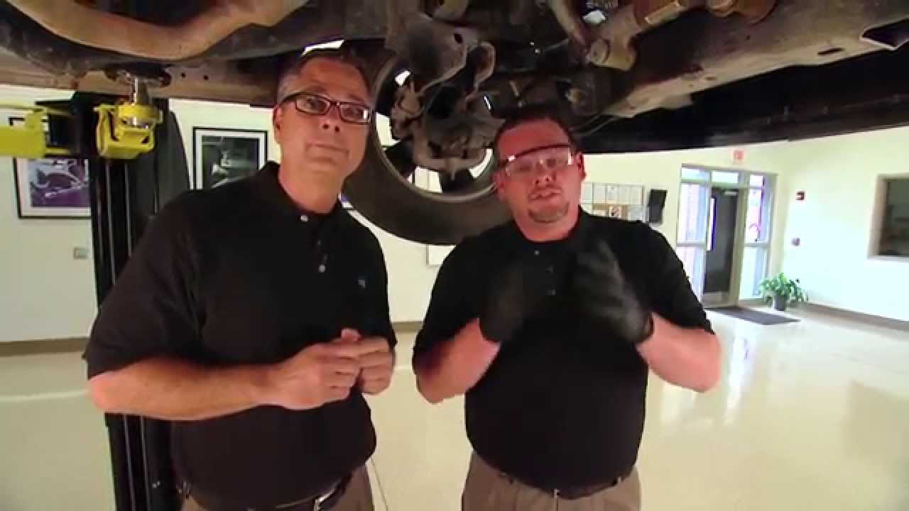 how to troubleshoot and fix a rack and pinion for steering problems like stiffness pull wander youtube [ 1280 x 720 Pixel ]