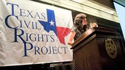 Texas Civil Rights Project - Overview