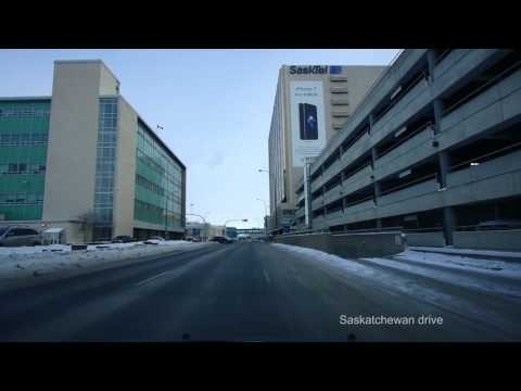2017-01-03 Regina today (drive to downtown and back) Min -31 °C 'winter1, winter2