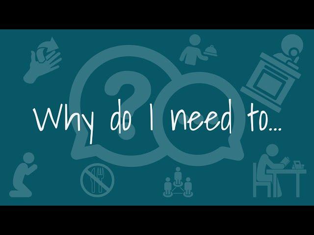 Why do I need to (Part 1: Rejoice)