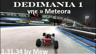 Dedimania 1 νηє » Meteora 1.31.34 by Mew