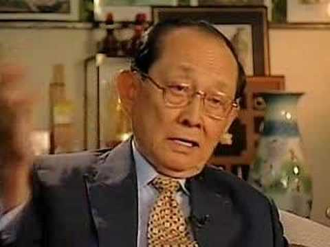"""""""THE LEADERS"""" Interview with Fidel Valdez Ramos 3"""
