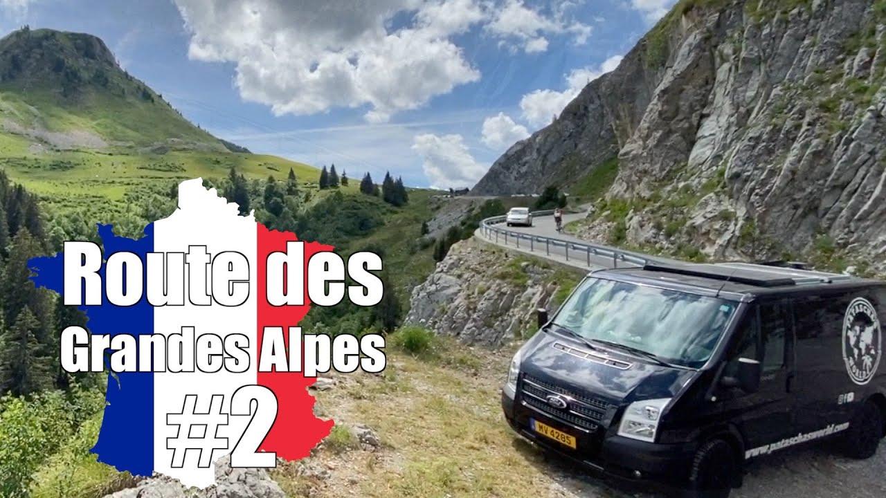Wir sind geflashed von der Traumstrasse    Route des Grandes Alpes #2