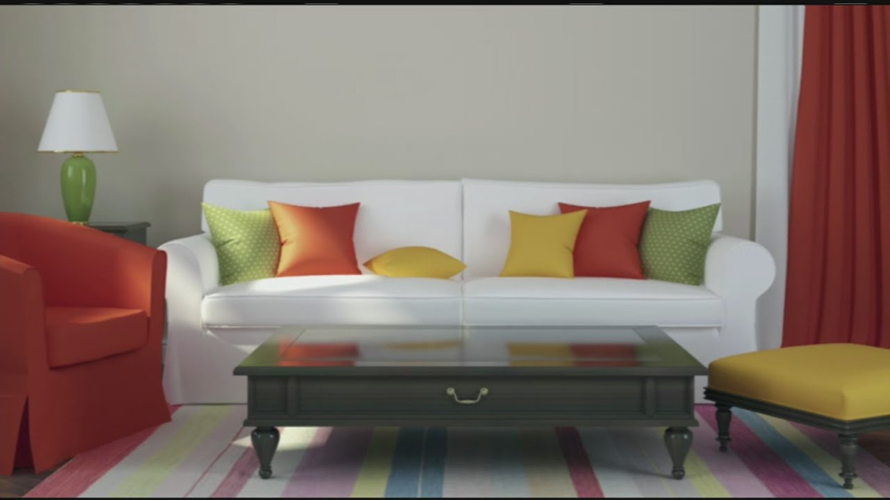 Mass Appeal Dress Up Your Home With Diy Couch Covers Youtube