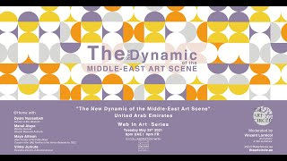 """@Home with MENART - """"The New Dynamics of the Middle East Art Scene"""""""