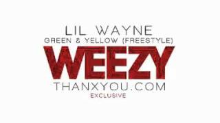Lil Wayne - Green & Yellow (Green Bay Packers)