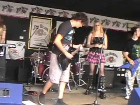 The Ascension (Bloodbath cover) - live @ St.Mary's 9/1/2012